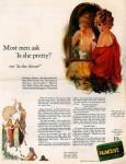 """«Большинство мужчин спросят: """"Она хорошенькая?"""". Но никто не спросит: """"Она умна?""""» - реклама мыла Palmolive"""
