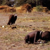Голод в Судане. Кевин Картер