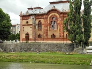 областная Закарпатская филармония
