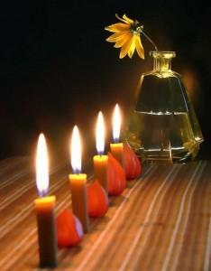 Притча о 4-х свечах